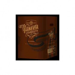 VERMOUTH GUERRA RESERVA TINTO BAG IN BOX 10 o 20 LITROS