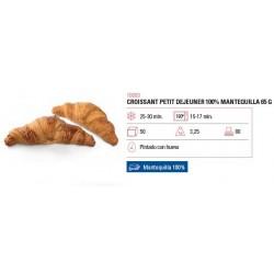 CROISSANT PETIT 100%MANT 65G 50U