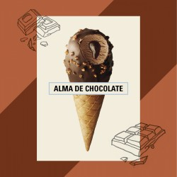 CONO SOUL ALMA CHOCOLATE 20U