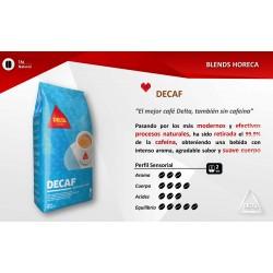 CAFE DELTA DESCAF. GRANO 1 KG.