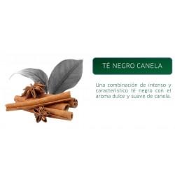 DELTEA NEGRO CANELA 20 PIRAMIDES