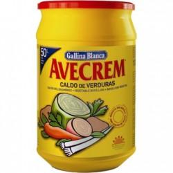 CALDO AVECREN VEGETAL 1 KGR