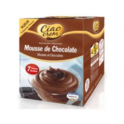 MOUSSE CHOCOLATE CIA 7X114GR 70R