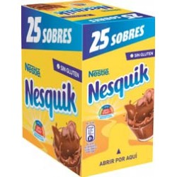 NESQUIK SOBRES 25U
