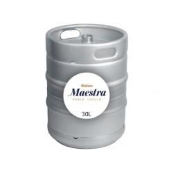 MAHOU MAESTRA BARRIL 30 LITROS