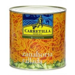 ZANAHORIA RALLA.3KG CARRETILLA