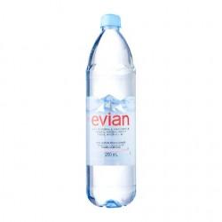 EVIAN 1.25 PVC (6 U)